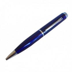 Caméra stylo 4Go bleu