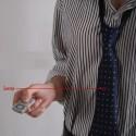 Caméra cravate, 4 Go de mémoire