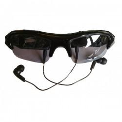 Lunettes camera MP3