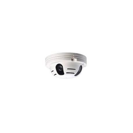 Caméra cachée sous forme de détecteur de fumée