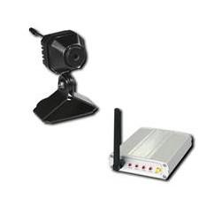 Micro caméra et son récepteur