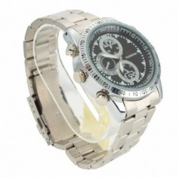 Montre camera spy 480P 8Go de mémoire interne