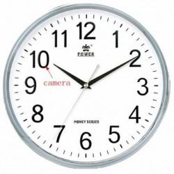 Horloge Caméra Cachée sans Fil Haute définition D 1080P détecteur de mouvement et Wifi