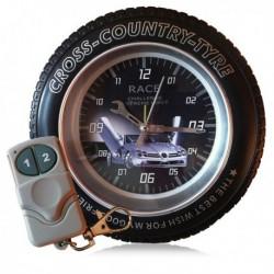 Réveil Caméra cachée Professionnelle roue de voiture 4Go de mémoire et télécommande
