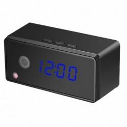 Réveil Espion Caméra Enregistreur haute défintion 1080P Wifi détection de mouvement et vision de nuit