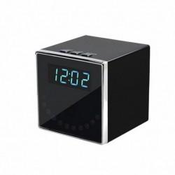 Réveil Mini Espion Caméra cachée 1080P Wifi détection de mouvement vision de nuit