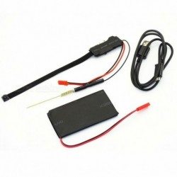 Mini Module Caméra espion Full HD 1080P WIFI IP