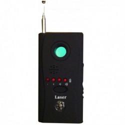 Détecteur de caméra espion, micro caché, GPS et mouchard