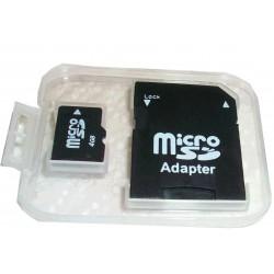 Micro Carte SD 4 Go