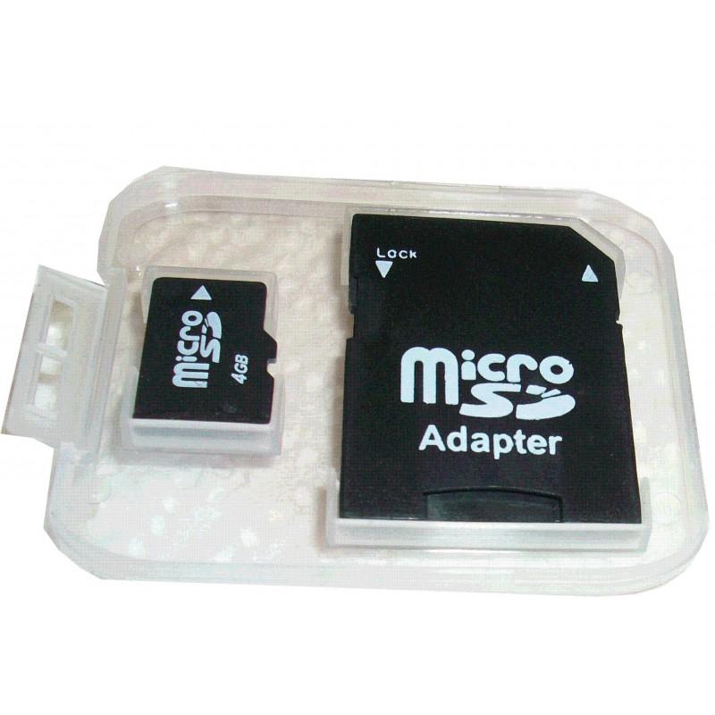 micro carte sd 4 go camera pas cher. Black Bedroom Furniture Sets. Home Design Ideas