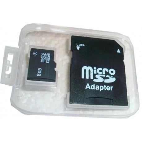 Micro Carte SD 8 Go