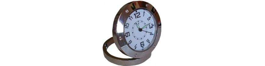 Horloges caméra